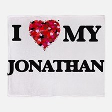 I love my Jonathan Throw Blanket