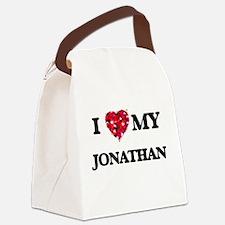 I love my Jonathan Canvas Lunch Bag