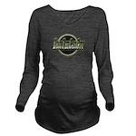 ETCG Circle 20125 Long Sleeve Maternity T-Shirt