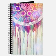 Urban Abstract Art Painting Illustration Journal