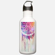 Urban Abstract Art Pai Sports Water Bottle