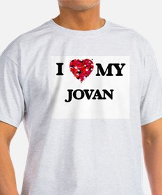 I love my Jovan T-Shirt