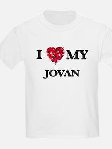 I love my Jovan T-Shirt