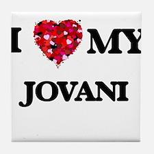 I love my Jovani Tile Coaster