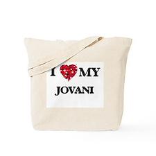 I love my Jovani Tote Bag