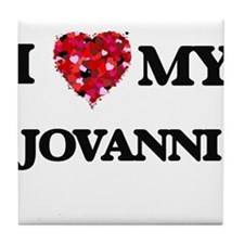 I love my Jovanni Tile Coaster