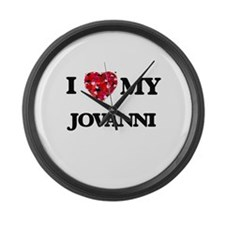 I love my Jovanni Large Wall Clock