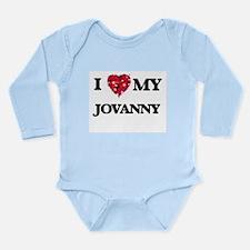 I love my Jovanny Body Suit