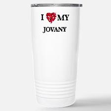 I love my Jovany Stainless Steel Travel Mug