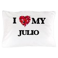 I love my Julio Pillow Case