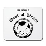 Department of Peace Mousepad