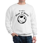 Department of Peace Sweatshirt