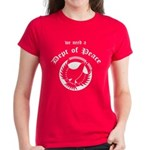 Department of Peace Women's T-Shirt (Dark)