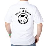 Department of Peace Golf Shirt