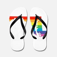 Unique Baltimore Flip Flops