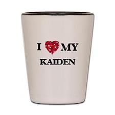 I love my Kaiden Shot Glass