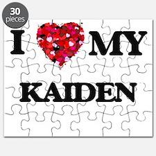 I love my Kaiden Puzzle