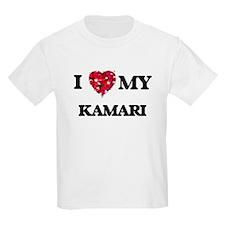 I love my Kamari T-Shirt