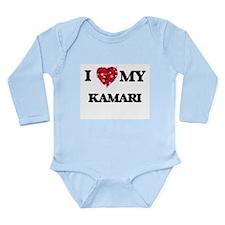 I love my Kamari Body Suit