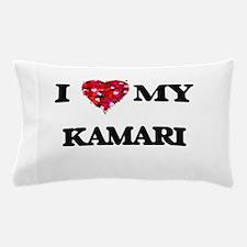 I love my Kamari Pillow Case