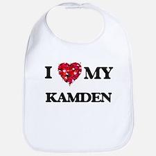 I love my Kamden Bib