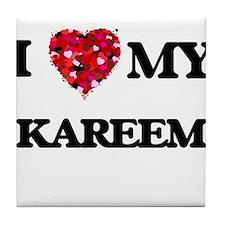 I love my Kareem Tile Coaster