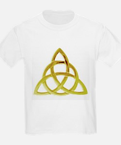 Triquetra, Charmed, Book of Sha T-Shirt