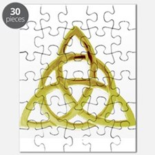 Triquetra, Charmed, Book of Shadows Puzzle