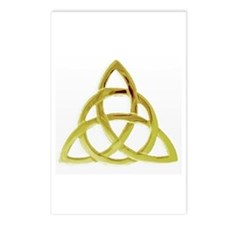 Triquetra, Charmed, Book Postcards (Package of 8)