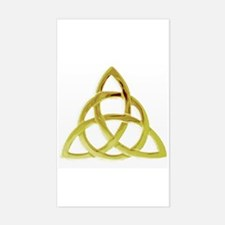 Triquetra, Charmed, Book of Sh Sticker (Rectangle)