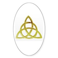 Triquetra, Charmed, Book of Shadows Decal