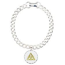 Triquetra, Charmed, Book Bracelet