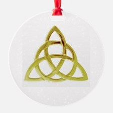 Triquetra, Charmed, Book of Shadows Ornament