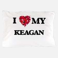 I love my Keagan Pillow Case