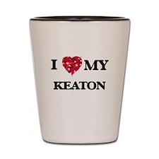 I love my Keaton Shot Glass