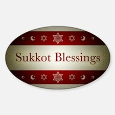 sukkot blessing Decal