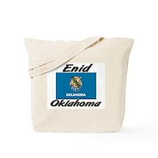 Enid Oklahoma Tote Bag