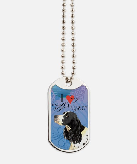 English Springer Spaniel Dog Tags