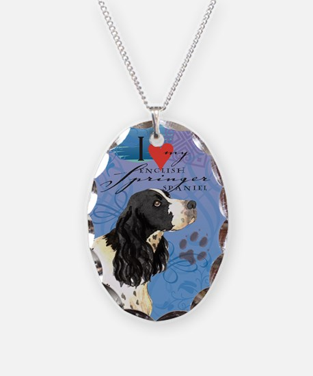 English Springer Spaniel Necklace