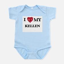 I love my Kellen Body Suit