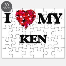 I love my Ken Puzzle