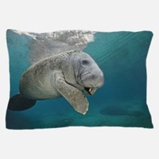 Unique Manatee Pillow Case