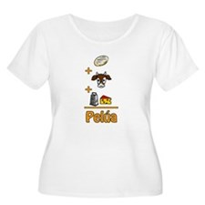 Pelúa Plus Size T-Shirt