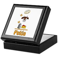 Pelúa Keepsake Box