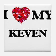 I love my Keven Tile Coaster