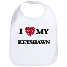 I love my Keyshawn Bib