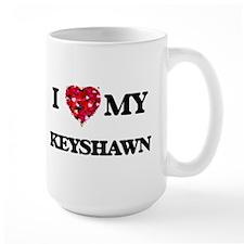 I love my Keyshawn Mugs