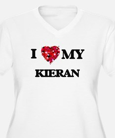 I love my Kieran Plus Size T-Shirt