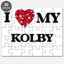 I love my Kolby Puzzle