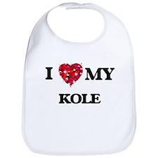 I love my Kole Bib